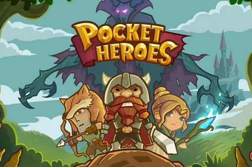 Pocket heroes poster