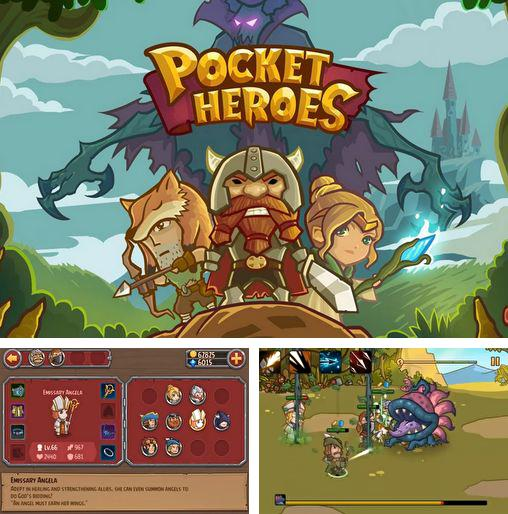 In addition to the game Battleloot Adventure for Android phones and tablets, you can also download Pocket heroes for free.