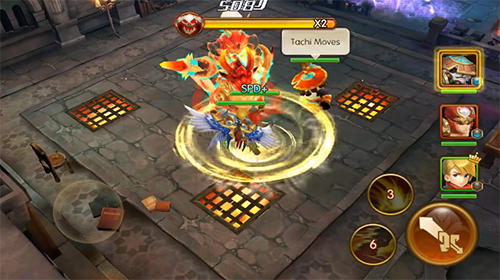 Pocket knights 2 screenshot 3