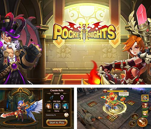 Pocket knights 2