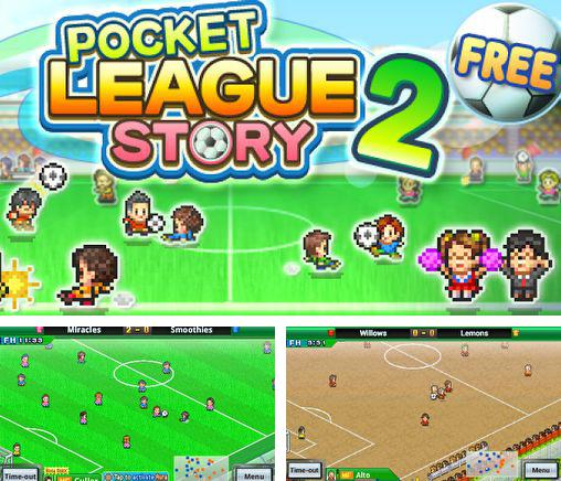 In addition to the game Pocket Academy v1.1.4 for Android phones and tablets, you can also download Pocket league story 2 for free.