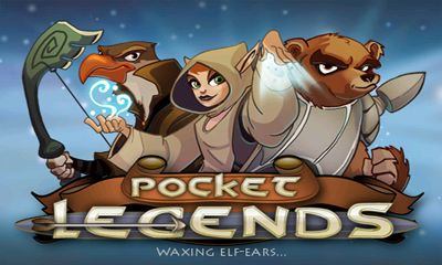 Pocket Legends обложка