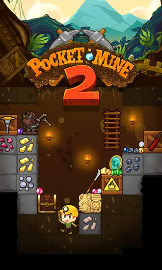 Pocket mine 2 poster