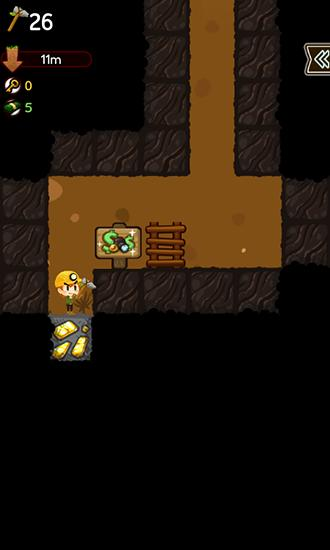 Pocket mine 2 screenshot 3