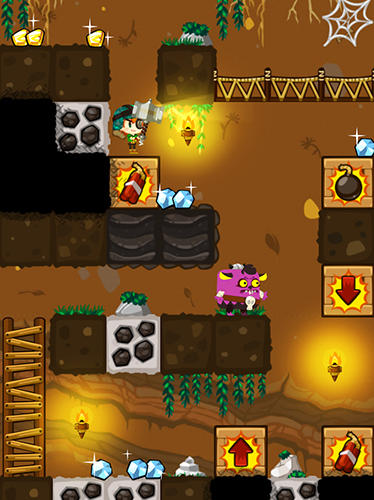 Download Super miner: Grow miner Android free game.