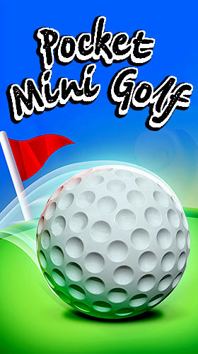 Pocket mini golf poster
