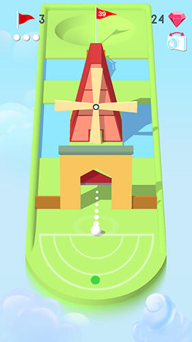 Pocket mini golf screenshot 3