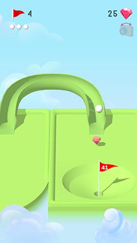 Pocket mini golf screenshot 5