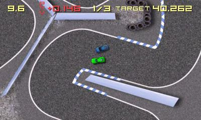 Pocket Racing screenshot 1