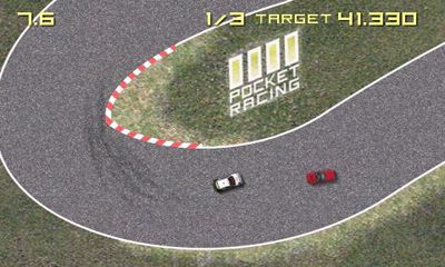 Pocket Racing screenshot 2