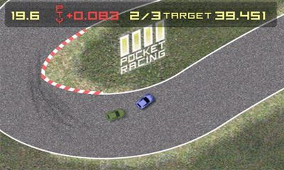 Pocket Racing screenshot 4