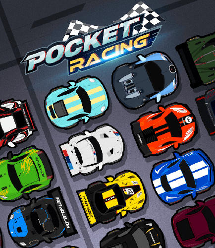 Pocket racing by Potato play poster