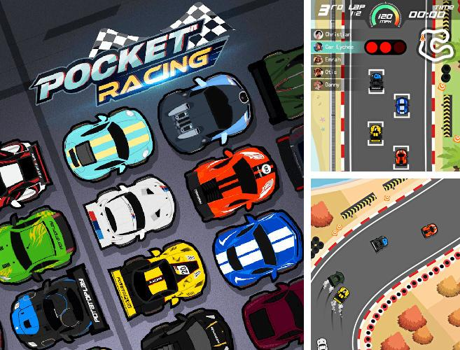 Pocket racing by Potato play
