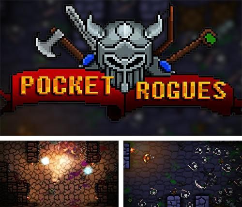 In addition to the game Mystery dungeon: Roguelike RPG for Android phones and tablets, you can also download Pocket rogues for free.