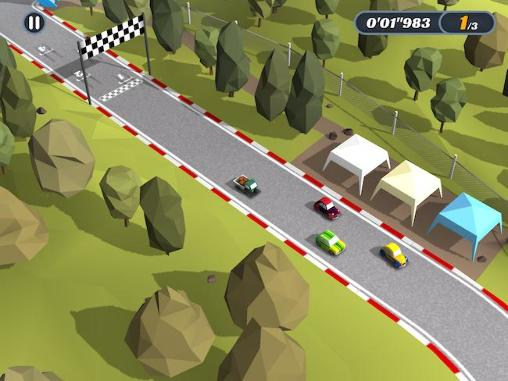 Screenshots von Pocket rush für Android-Tablet, Smartphone.