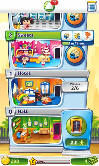 Pocket tower screenshot 1
