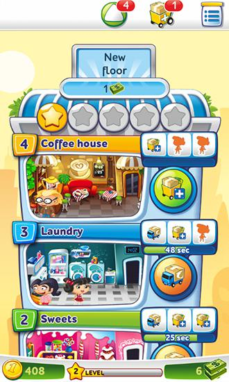 Coffee shop: Cafe business sim für Android spielen. Spiel Kaffee Shop: Café Business Simulator kostenloser Download.