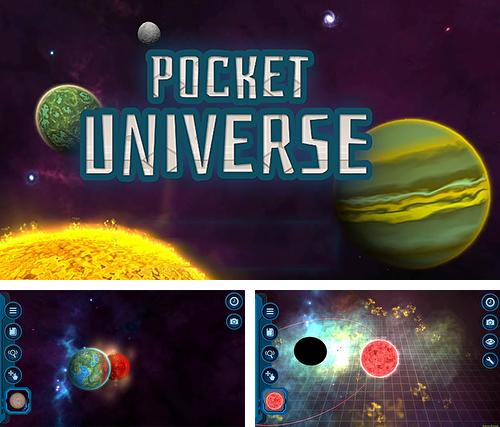 Pocket universe: A 3D gravity sandbox