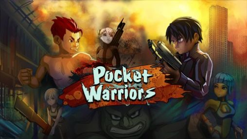 Pocket warriors poster