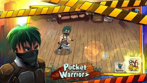 Pocket warriors screenshot 2