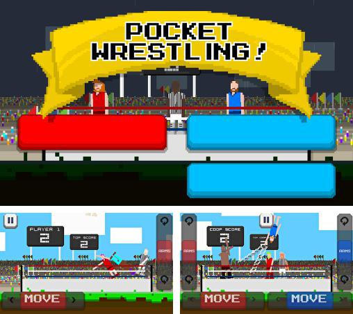 Pocket wrestling!