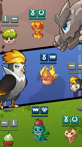 Kostenloses Android-Game Poke Clash: Monsterjäger. Vollversion der Android-apk-App Hirschjäger: Die Poke clash: Monster hunter für Tablets und Telefone.