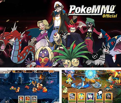 In addition to the game Saiyan marvels for Android phones and tablets, you can also download Poke stroy for free.