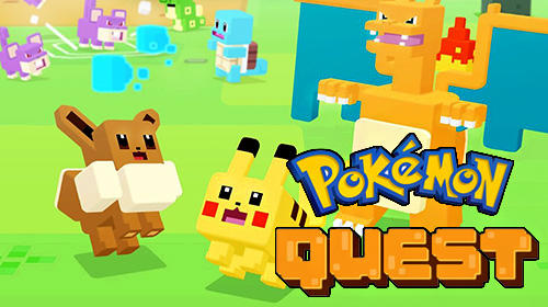 Pokemon quest poster