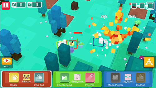 Juega a Pokemon quest para Android. Descarga gratuita del juego Pokemon quest.