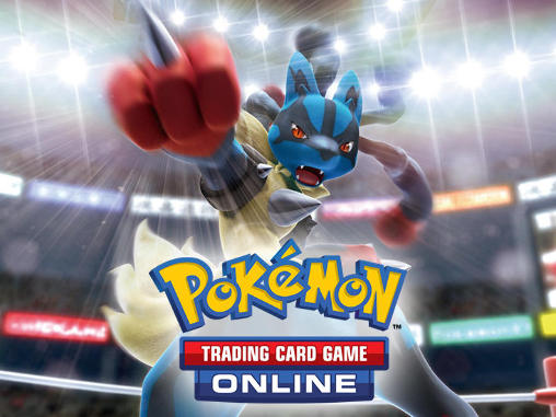 Pokemon: Trading card game online poster