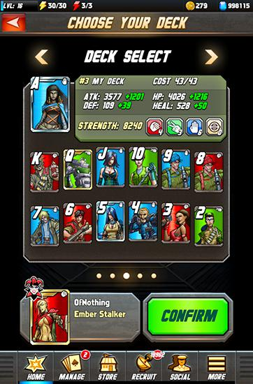 Poker heroes screenshot 5