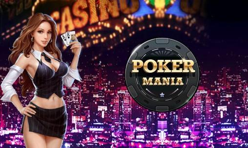 Poker mania poster