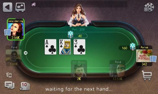Poker mania screenshot 1
