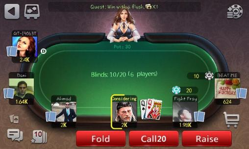 Poker mania screenshot 3