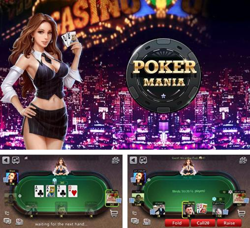 In addition to the game Texas Hold'em Poker 2 for Android phones and tablets, you can also download Poker mania for free.