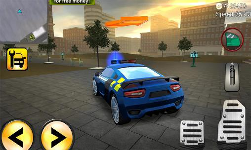 Get full version of Android apk app Police agent vs mafia driver for tablet and phone.