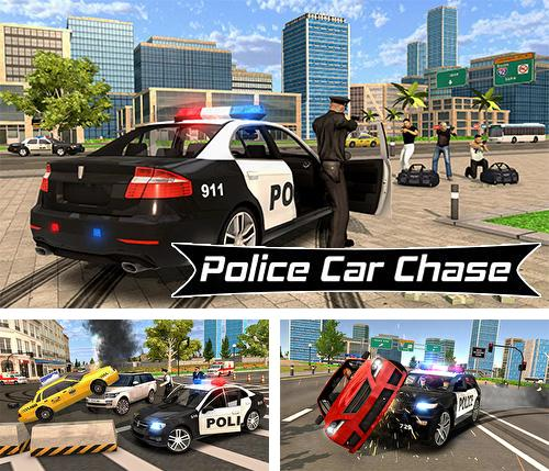 Кроме игры Grand street Vegas mafia crime: Fight to survive скачайте бесплатно Police car chase: Cop simulator для Android телефона или планшета.
