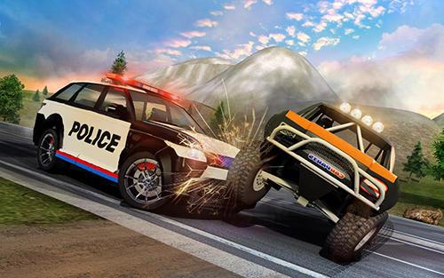 Police Car Smash 2017 Pour Android A Telecharger Gratuitement Jeu