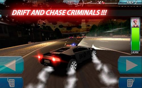 Police chase 3D screenshot 1