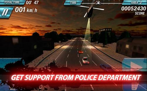 Police chase 3D screenshot 2