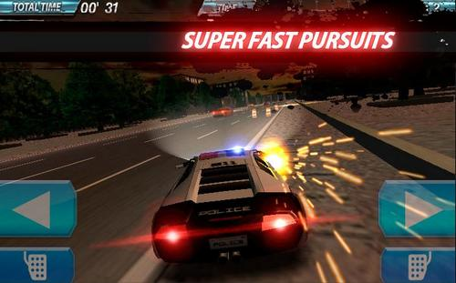 Police chase 3D screenshot 3