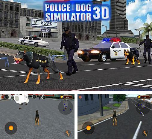 Police dog simulator 3D for Android - Download APK free