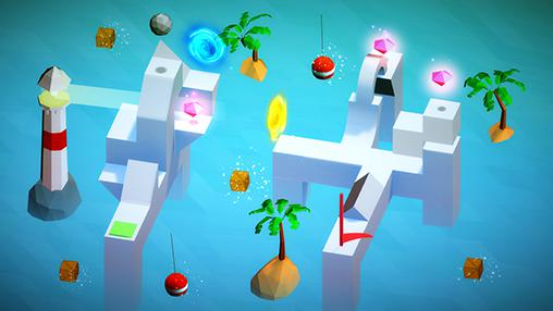 Poly and the marble maze screenshot 1