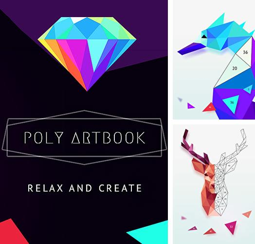 Poly artbook: Puzzle game