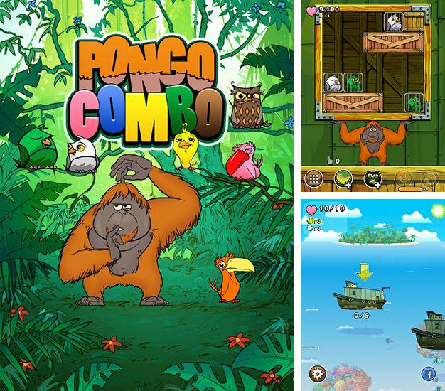 In addition to the game Cubicle Golf for Android phones and tablets, you can also download Pongo combo for free.