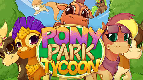 Pony park tycoon poster