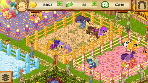 Pony park tycoon screenshot 1