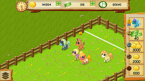 Pony park tycoon screenshot 4