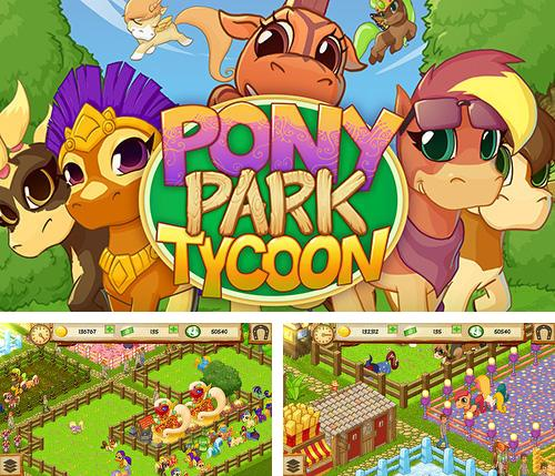 In addition to the game Star stable horses for Android phones and tablets, you can also download Pony park tycoon for free.