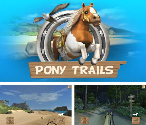 In addition to the game Splash pop for Android phones and tablets, you can also download Pony trails for free.
